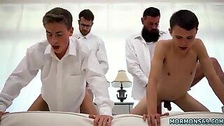 Young school boys gay sex xxx Elders Garrett and&nbsp_ Xanders walked