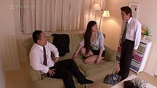 Naughty Young Wife Elena Tokiwa (Uncensored JAV)