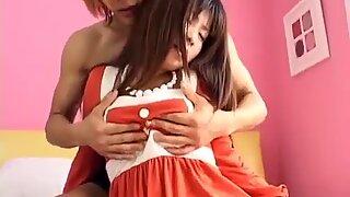 Superb porn show along insolent Mimi Kousaka