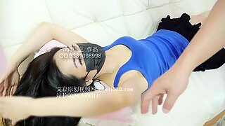 chinese damsel enjoy TK
