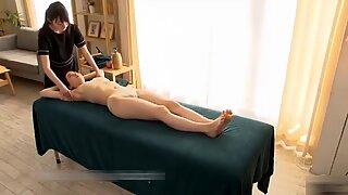 Cewek Toge Cantik di Cabuli Terapis Perempuan