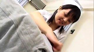 Miku in nurse fucking